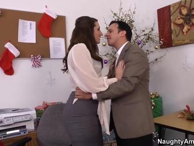 British Office Pussy
