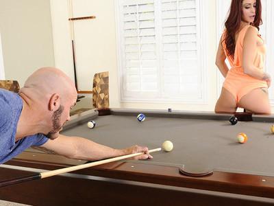 Monique Alexander & Derrick Pierce in My Dad Shot Girlfriend