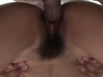 Restrained Asian slut eagerly pleases her husband