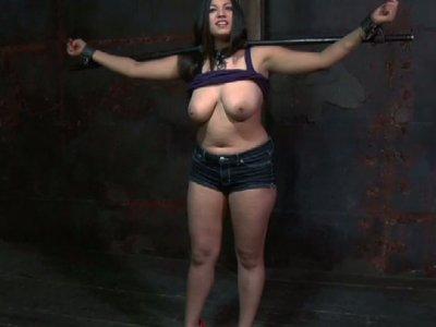 Dana Vixen is a big fan of BDSM games