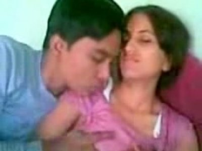 Dick addicted Indian chick wins a dick for a splendid fuck