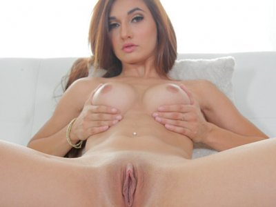 Cutie Michelle Taylor takes dick on the casting couch