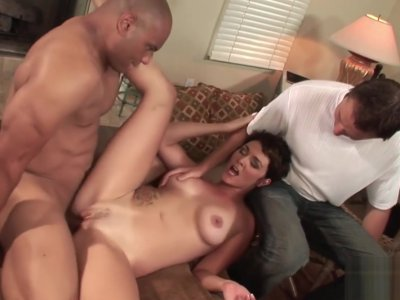 Cuck Wife Charlie James Fucks Black Guy