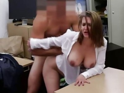 Hot Business chick sucking my cock